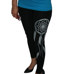 dreamcatcher leggings regular size