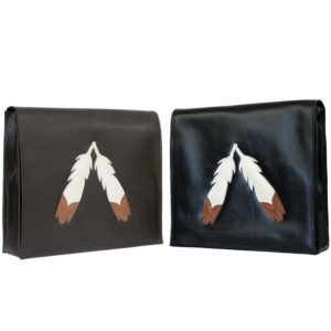 Messenger bags Leather